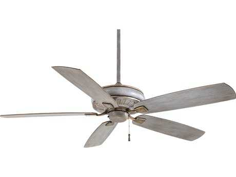 Minka-Aire Sunseeker Driftwood 60'' Wide Indoor Ceiling Fan MKAF532DRF
