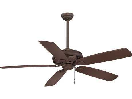Minka-Aire Sunseeker Oil Rubbed Bronze 60'' Wide Indoor Ceiling Fan