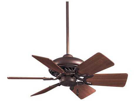 Minka-Aire Supra Oil Rubbed Bronze 32'' Wide Indoor Ceiling Fan