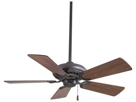 Minka-Aire Supra Oil Rubbed Bronze 44'' Wide Indoor Ceiling Fan
