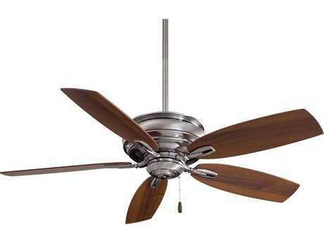 Minka-Aire Timeless Pewter 54'' Wide Indoor Ceiling Fan MKAF614PW