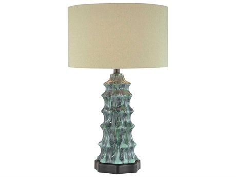 Minka Lavery Ambience Multi-Colored Light Green Buffet Lamp MGO101710