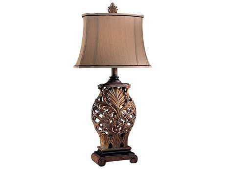 Minka Lavery Weathered Lattice Buffet Lamp MGO10693192
