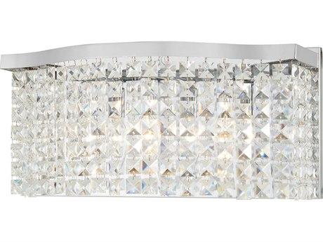 Minka Lavery Concentus Chrome Vanity Light