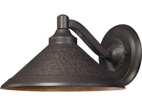 Minka Lavery Kirkham Aspen Bronze LED Outdoor Wall Light