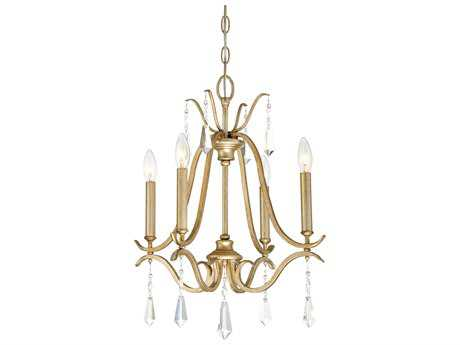 Minka Lavery Laurel Estate Brio Gold Mini Chandelier MGO4444582