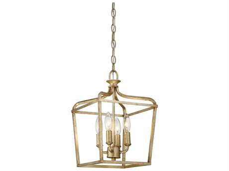 Minka Lavery Laurel Estate Brio Gold Mini Chandelier MGO4445582