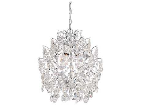 Minka Lavery Chrome 14'' Wide Pendant