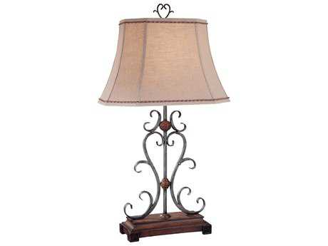 Minka Lavery Wood Table Lamp MGO103610