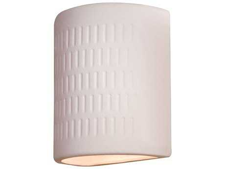 Minka Lavery White Outdoor Wall Light