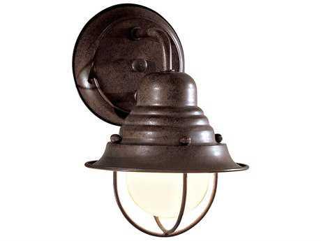 Minka Lavery Wyndmere Antique Bronze Outdoor Wall Light