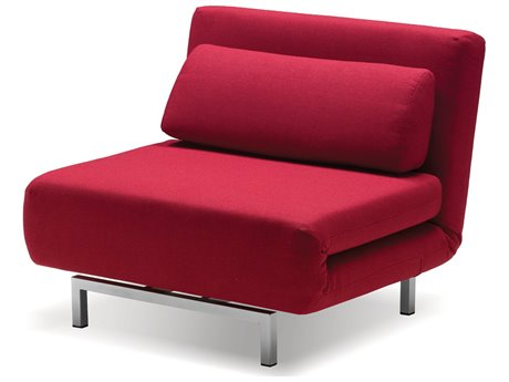 Mobital Iso Red Ween Chair-Bed MBCHAISO1RED9CA117
