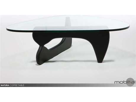 Mobital Natura 49'' Wide Coffee Table MBWCONATUBLAC19MM