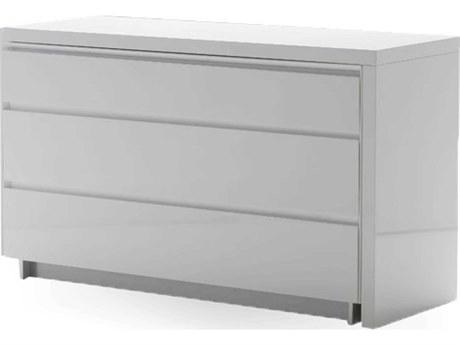 Mobital Savvy White Extension Dresser MBDRESAVVWHIT