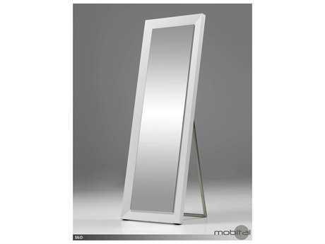 Mobital Silo White 24 x 67 Standing Mirror MBMISSILOWHITE