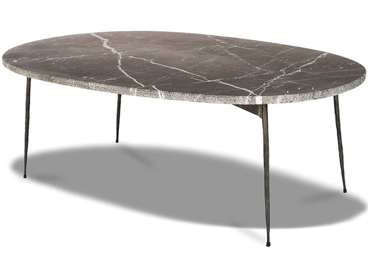Mobital Tuk Large Black Marble Coffee Table