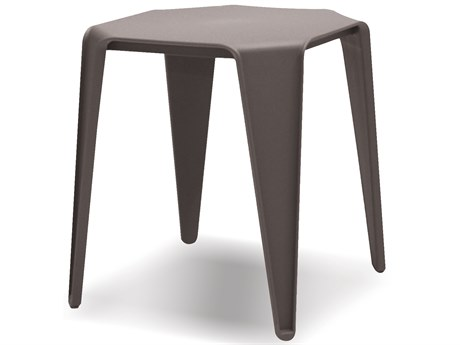 Mobital Yatta Grey End Table (Sold in 6) MBWENYATTGREY