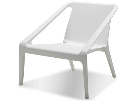 Mobital Yumi White Lounge Chair (Sold in 4) MBLCHYUMIWHIT