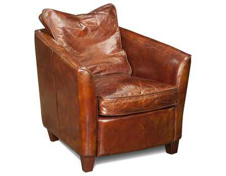 Moe's Home Collection Charlston Dark Brown Club Chair