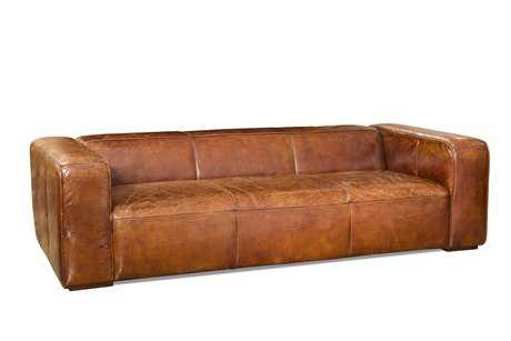 Moe's Home Collection Bolton Dark Brown Sofa
