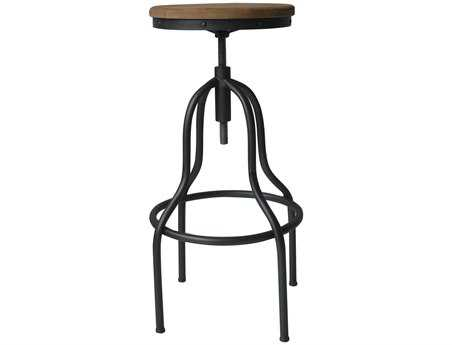 Moe's Home Collection Hanna Natural Stool