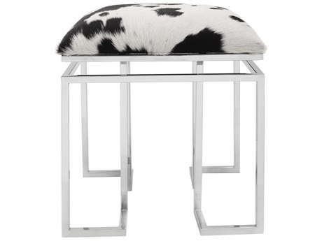 Moe's Home Collection Appa Square Stool MEOT100430