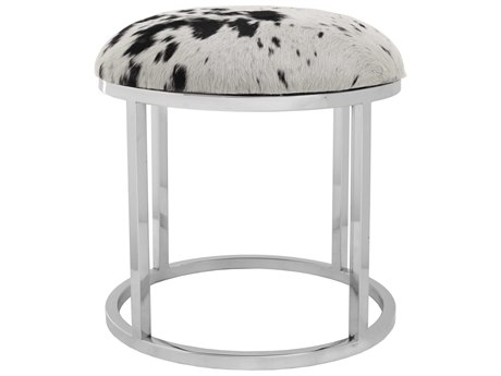 Moe's Home Collection Appa Round Stool MEOT100530