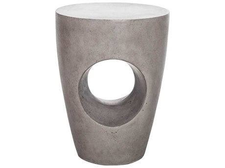 Moe's Home Collection Aylard Fiberstone Stool MEBQ100325