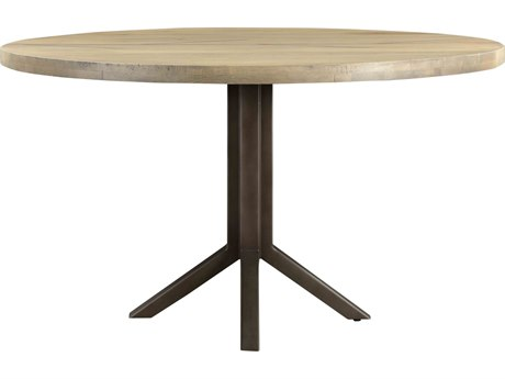 Moe's Home Collection Branch Grey 54'' Wide Round Dining Table