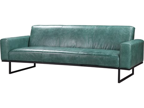 Moe's Home Collection Brock Teal Sofa Couch
