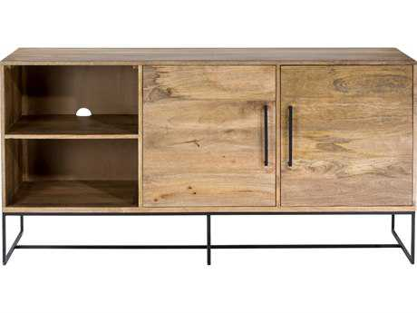 Moe's Home Collection Colvin 60'' x 18'' Natural Entertainment Center MESR102924