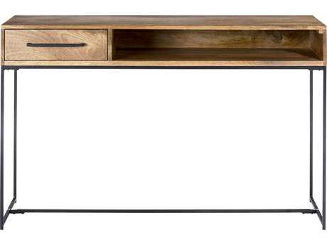 Moe's Home Collection Colvin 50'' x 15'' Rectangular Natural Console Table