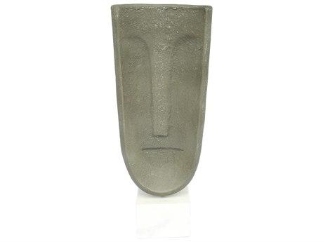 Moe's Home Collection Ecomix Light Grey Sculpture