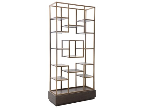 Moe's Home Collection Brown Bookcase
