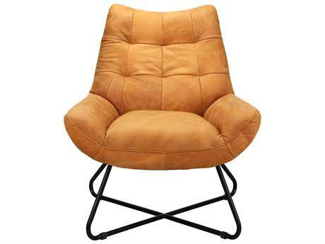 Moe's Home Collection Graduate Tan Accent Chair MEPK106340