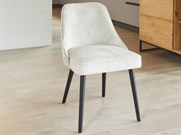 Harmony Cream White Side Dining Chair (Set of 2)