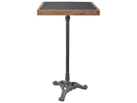 Moe's Home Collection Horizon Iron 23.5'' Square Bar Table MEDR125025