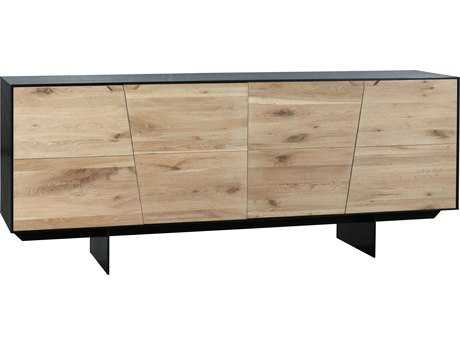 Moe's Home Collection Instinct 79'' x 18'' Solid Oak Wood Sideboard MEFZ100224