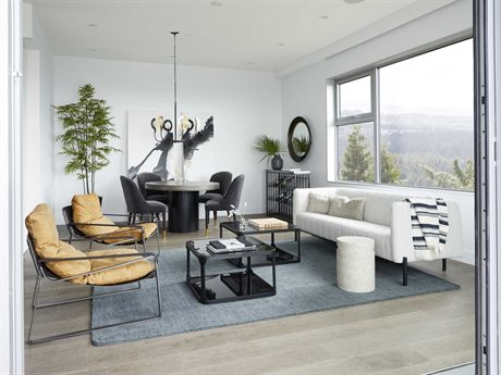 Moe's Home Collection Jaxon Sofa Set