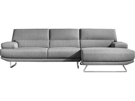 Moe's Home Collection Jenn Dark Grey Right Sectional MEMT100125R