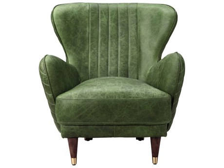 Moe's Home Collection Keaton Emerald Accent Chair MEPK107827