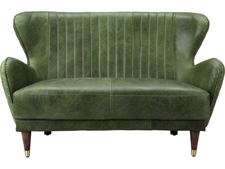 Moe's Home Collection Keaton Emerald Loveseat MEPK107927