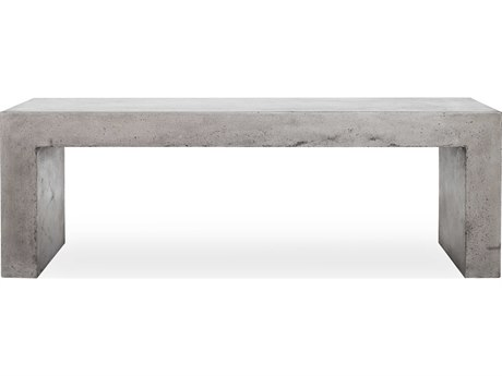 Moe's Home Collection Lazarus Fiberstone Bench MEBQ100525
