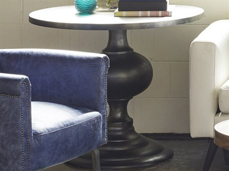 Moe's Home Collection Lexie 31'' Round Black Dining Table