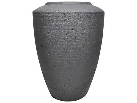 Moe's Home Collection Luxor Black Vase