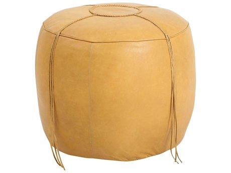 Moe's Home Collection Matteo Natural Ottoman MEGR102824