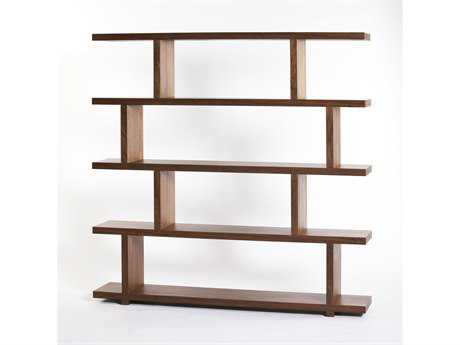 Moe's Home Collection Miri Walnut Etagere