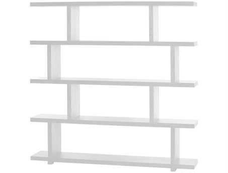 Moe's Home Collection Miri White Etagere