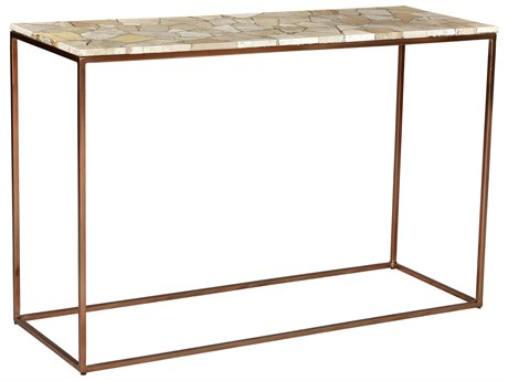 Moe's Home Collection Moxie Natural 48'' Wide Rectangular Console Table