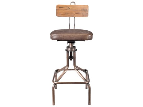 Moe's Home Collection National Copper Bar Stool MEDR125542